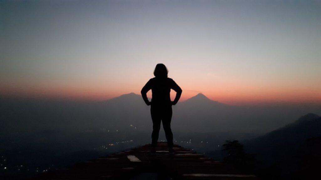 The Real one Borobudur Sunrise
