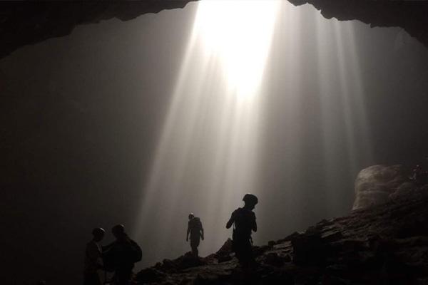 Jomblang Cave