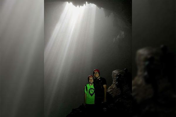 Jomblang Cave & Timang Beach